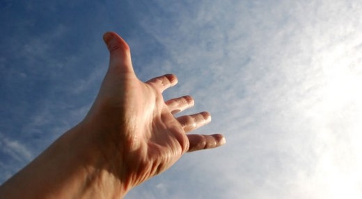 Le mani addosso