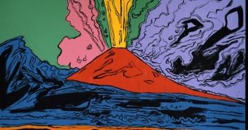 Andy Warhol - Vesuvius