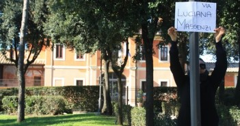 Romas via Luciana Massenzi