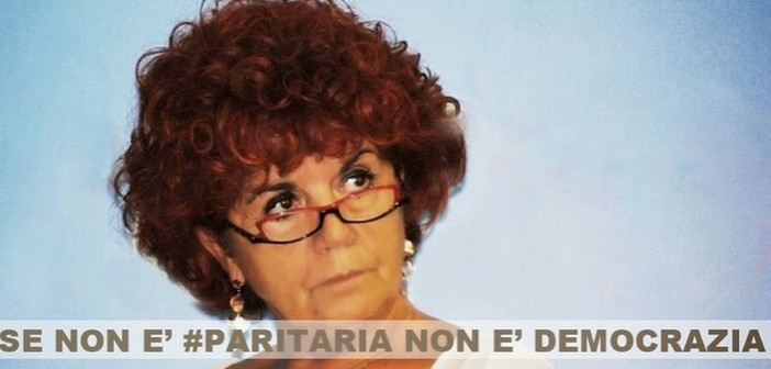 ValeriaFedeli-POLITICAFEMMINILE