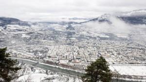 Trento_panoramica con Adige