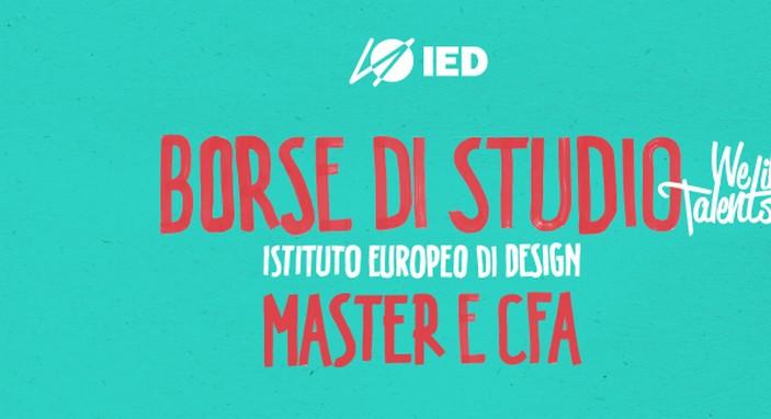Borse Di Studio Ied Moda : Borse di studio con lo ied