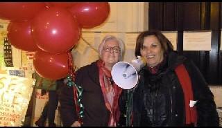 donne italiane_Donne contro la violenza 2013