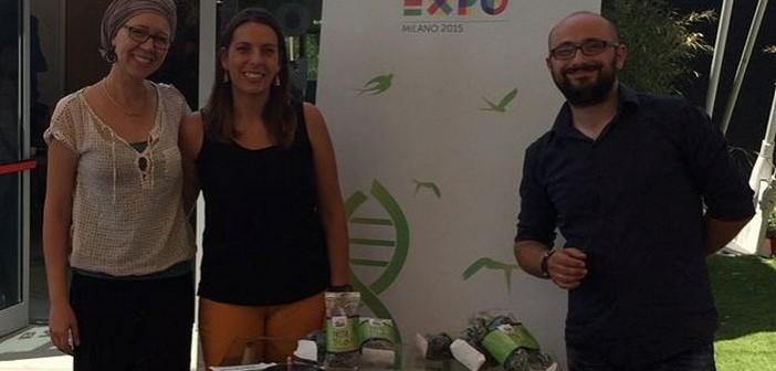 expo 2015-spirulina