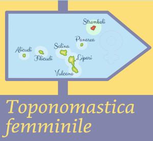 eolie toponomastica