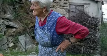 donne italiane- dols -la fatica -della -vita -in- monagna