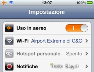 modalitaereo_ios_Wifi_attivo