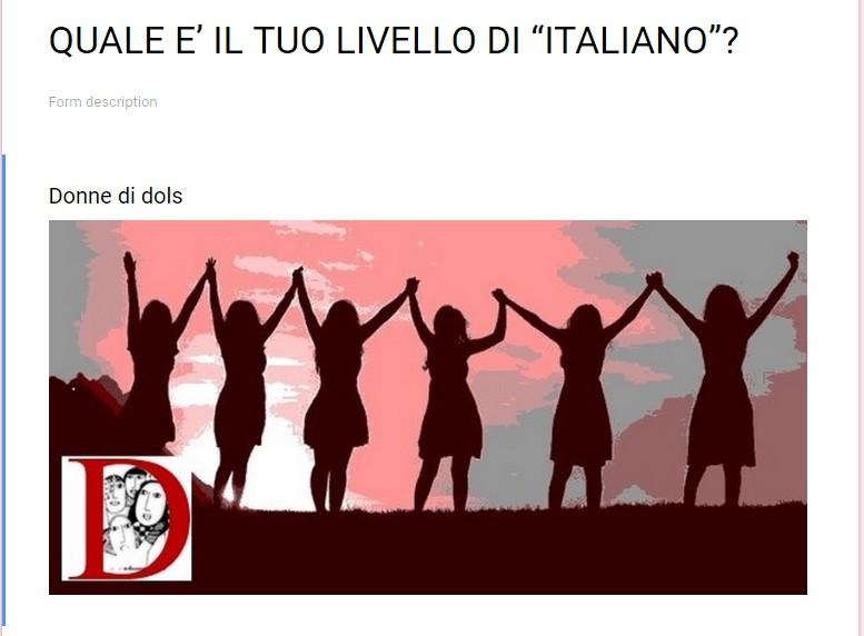test-italiano