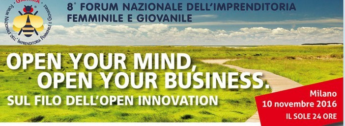Open Your Mind, Open Your Business