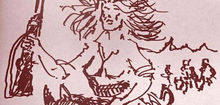 Lucia, la banditessa sarda