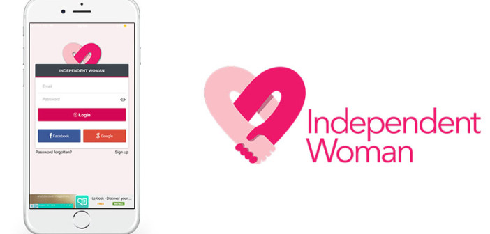 App Independent Woman