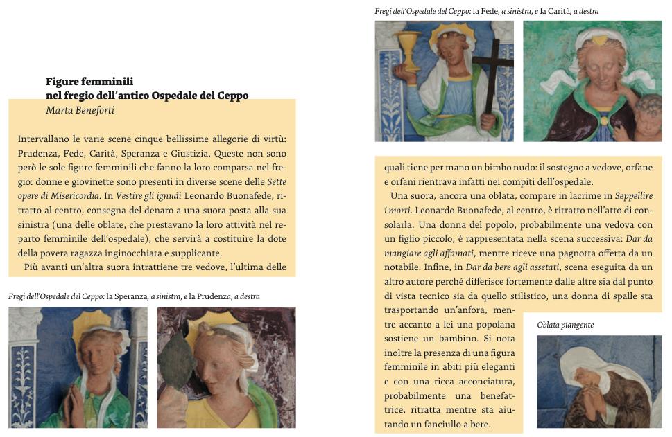 Pagine del libro