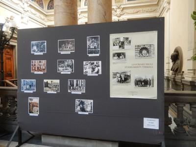 Montecatini Terme-palazzo comunale-mostra fotografica-2-foto Laura Candiani