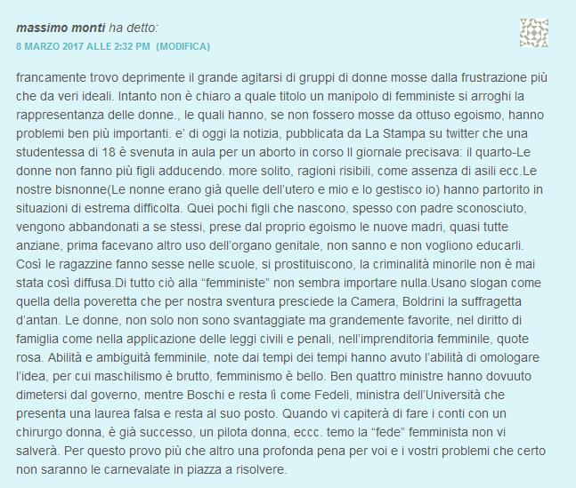 commento blog
