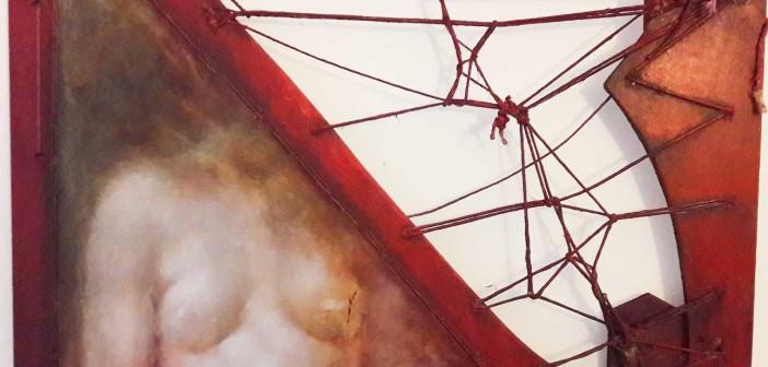 """La mostra """"Violenti granelli di polvere"""" di Maria Micozzi presso la Casa delle Arti - Spazio Alda Merini"""