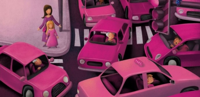 semaforo-rosa-auto