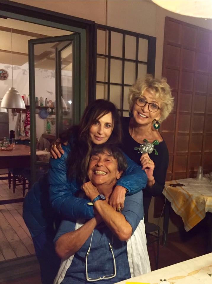 foto con bonacc e Anadela