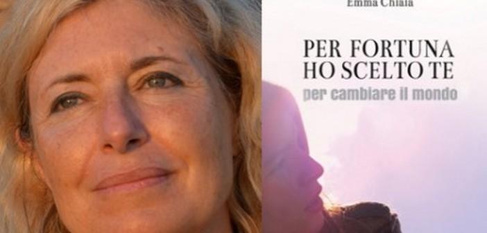 Emma Chiaia e il suo primo romanzo