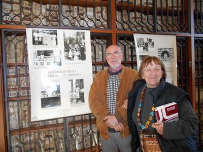 Pescia-Archivio-7 aprile 2018-Maria Pia Ercolini e Mauro Zennaro