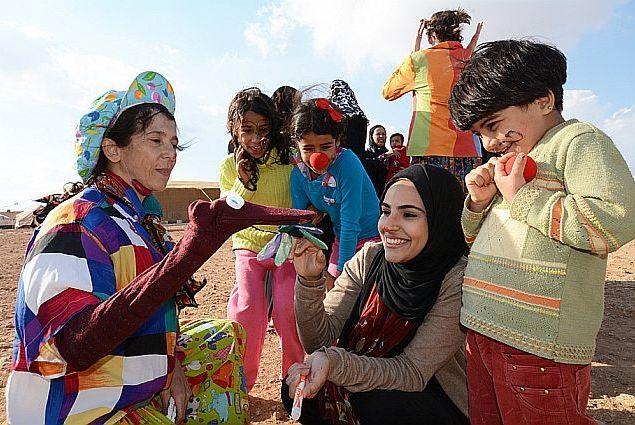 i-patch-in-azione_profughi siriani