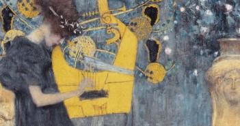 Klimt-Musik-donna