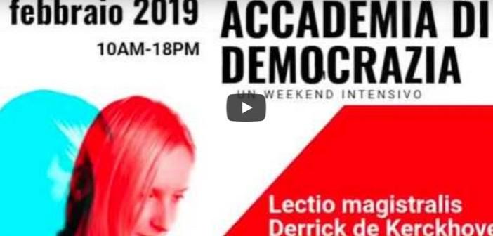 Accademia di democrazia a Vico Equense