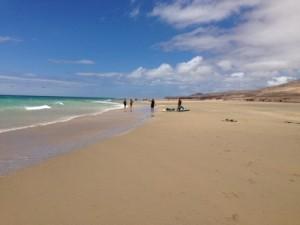 Costa Calma spiaggia