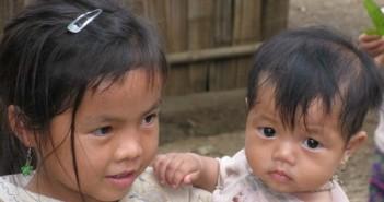 Bambini-laos