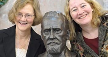 Elizabeth Blckburn e Carol Greider