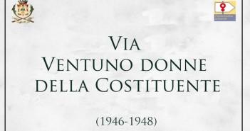 La svolta toponomastica di Formia