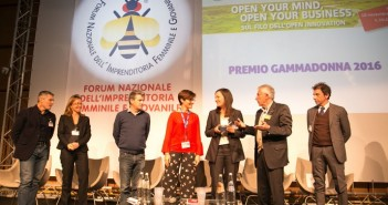 premiazione-baccarin_gammadonna