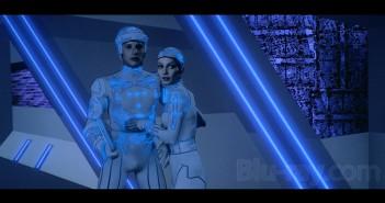 """Immagine tratta dal film della Disney   """"Tron""""  1982"""