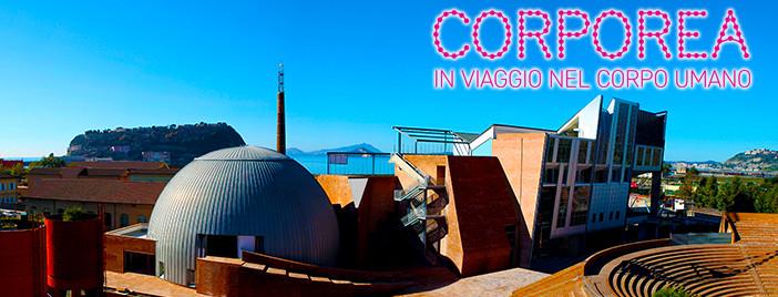 Corporea, il museo del corpo umano a Napoli