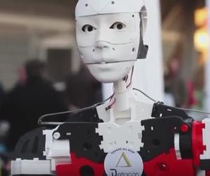 Robot a Corporea