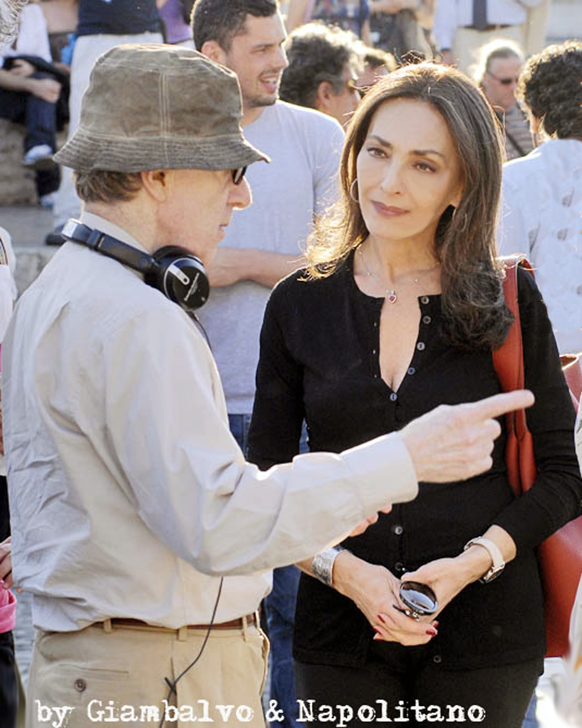 Woody Allen_Maria Rosaria Omaggio_To Rome with love