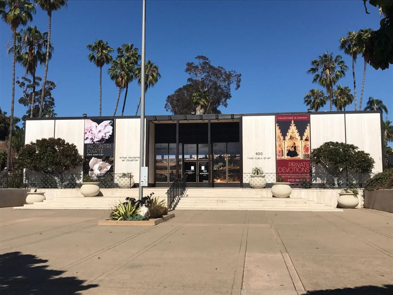 luogo di incontri a San Diego