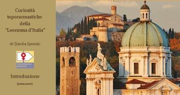 leonessa d'italia - toponomastiche della Leonessa d'Italia