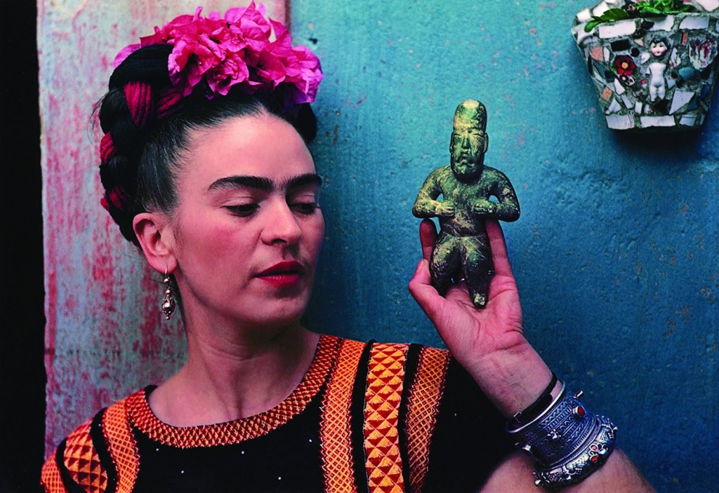 Frida by Nickolas Muray
