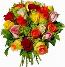 mazzo di fiori - Barbara Belotti