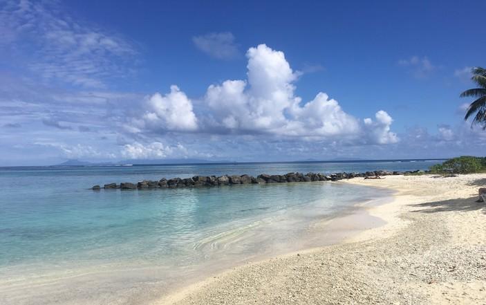 Huahine_spiaggia