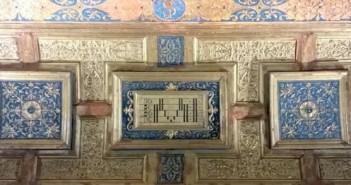 studiolo-di Isabella d'este- pentagramma