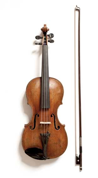Violino di Svevo, Trieste Museo Sveviano
