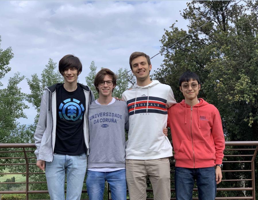 Olimpiadi Internazionali di Informatica 2019 - Italia
