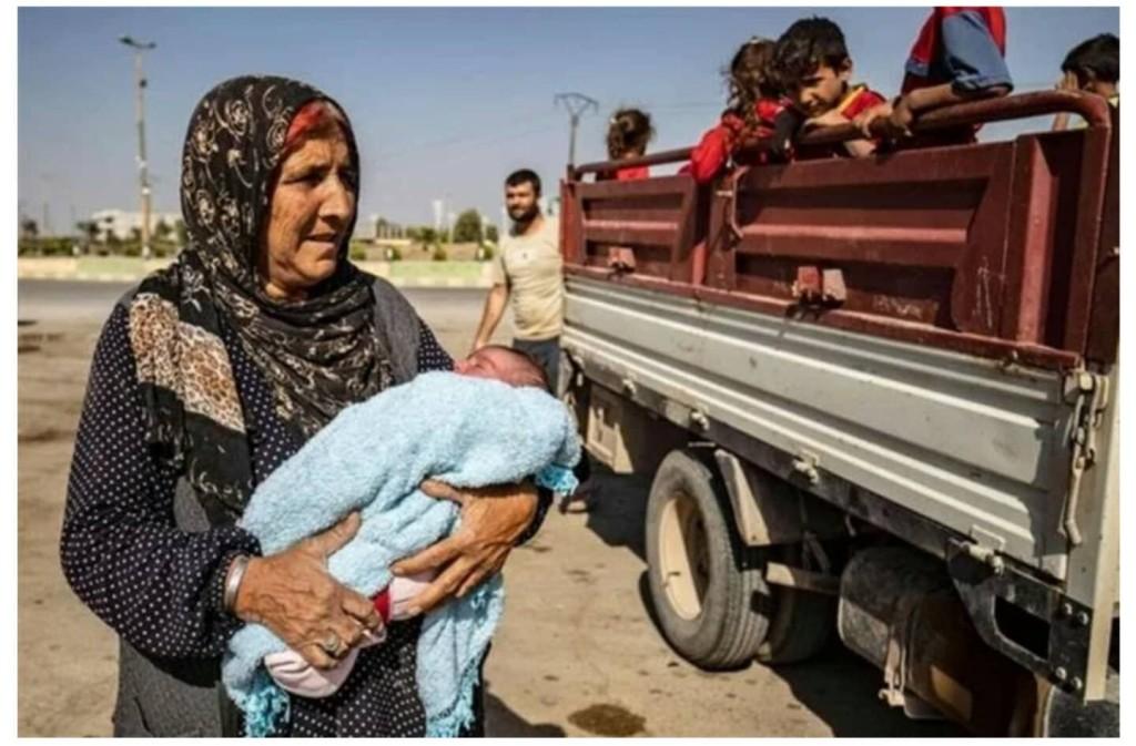 siriani-in fuga