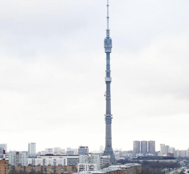 torre ostankino
