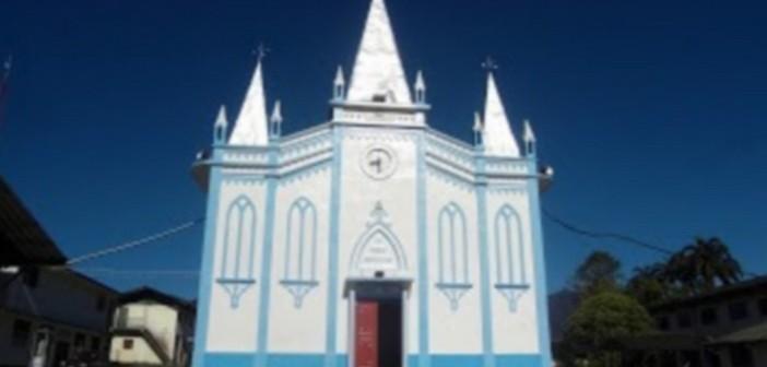 santuario de la Virgen del Quinche