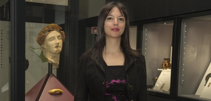 Eva Degl' Innocenti manager  del Marta