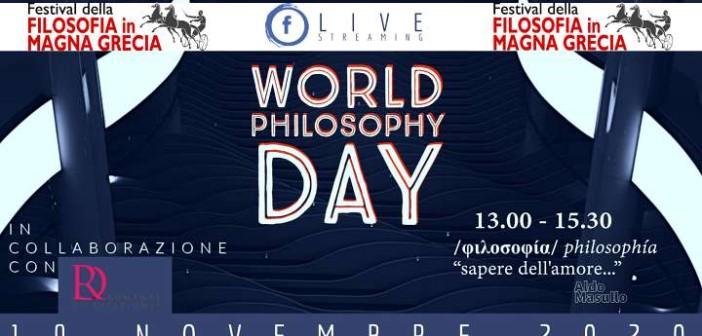 World Philosophy Day 2020-11-19