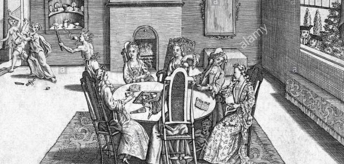 sei-signore-seduti-attorno-a-un-tavolo-indulgere-in-gossip-data-inizio-del-xviii-secolo-g3bb78