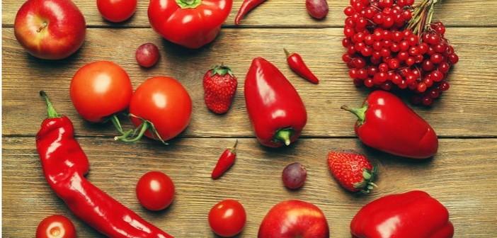 I colori della salute – i colori caldi
